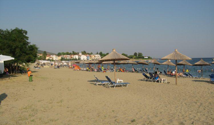 beach gerakini