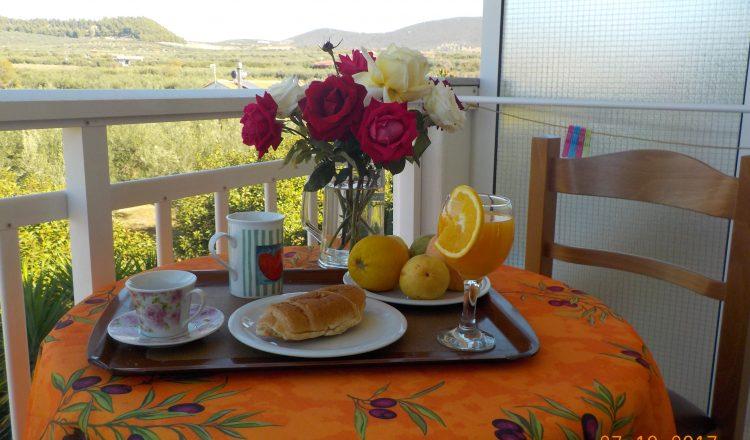 hotel estelle breakfast